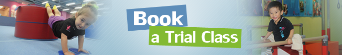 Book a Trial Class – English
